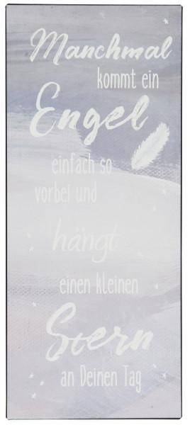 "Metallschild ""Engel"" IB Laursen"