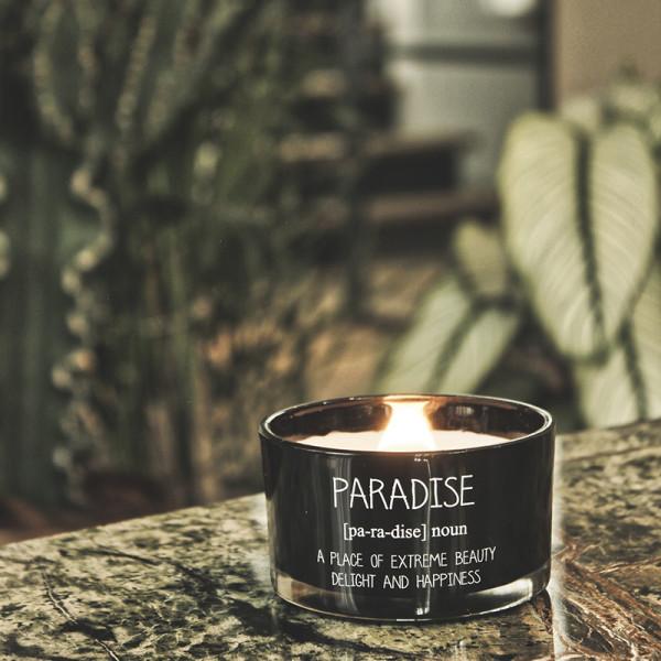 Duftkerze Soja, Paradise von My Flame