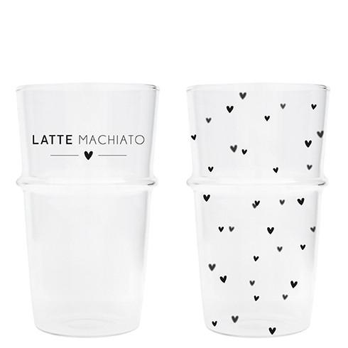 Latte Macchiato Glas Bastion Collections