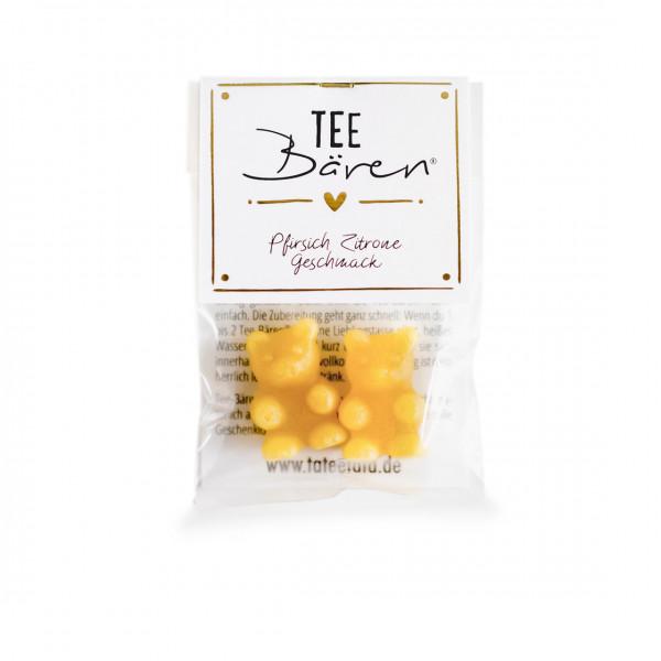 Tee Bären Pfirsich Zitrone von Tateetata