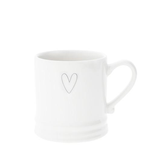 Kleine Tasse mit Herz Bastion Collections