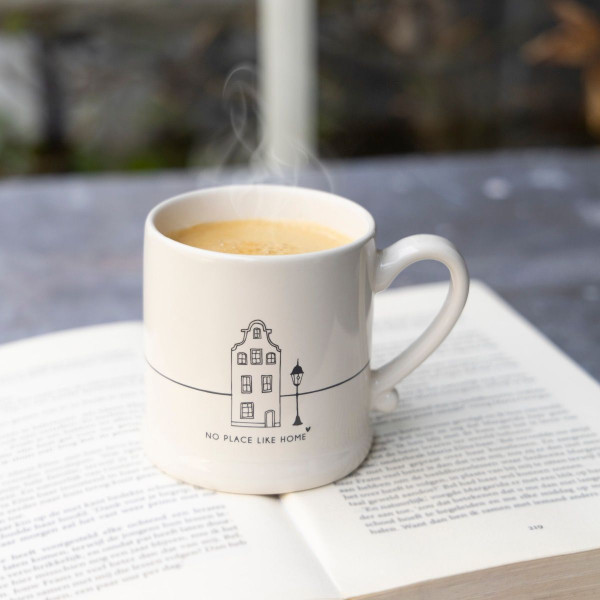 """Tasse hoch """"no place like home"""" - Bastion Collections"""