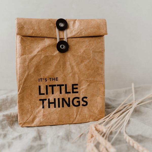 """Kühltasche """"Little Things"""" - Eulenschnitt"""