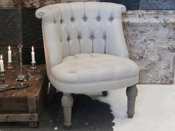 Französischer Sessel Chic Antique