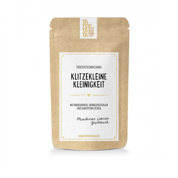 """Tee """"Klitzekleine Kleinigkeit"""" von Tateetata"""
