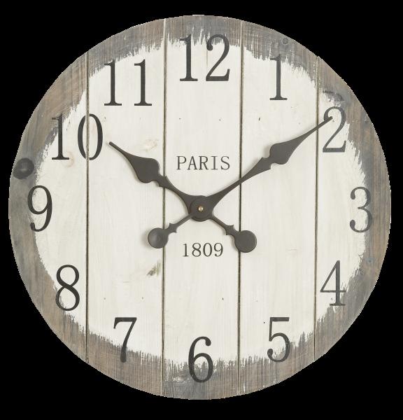"Wanduhr ""Paris"" Clayre & Eef"