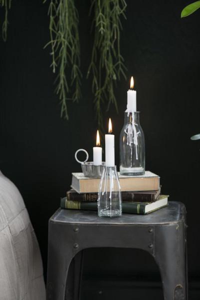 Kerzenständerflasche mit Kerzeneinsatz, IB Laursen