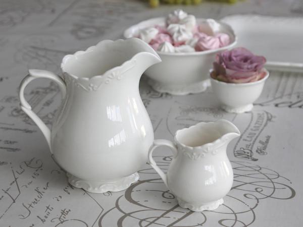 Porzellankrug Provence Chic Antique