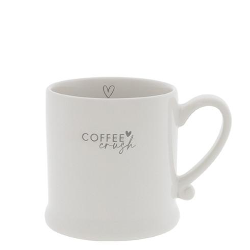 """Mittlere Tasse """"COFFEE mit Herz"""", Bastion Collections"""