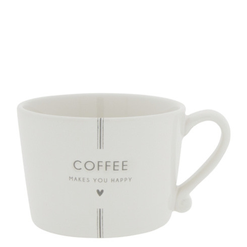 Tasse Coffee makes you Happy - Bastion Collections
