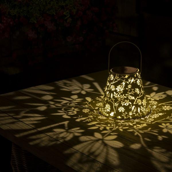 Solarlaterne Gartentraum