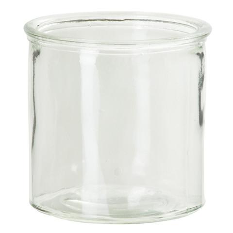 Kerzenglas für Leinenüberzug (xs)