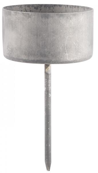 Kerzenhalter mit Spiess, IB Laursen