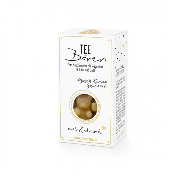 Tee Bären Pfirsich Zitrone mini von Tateetata
